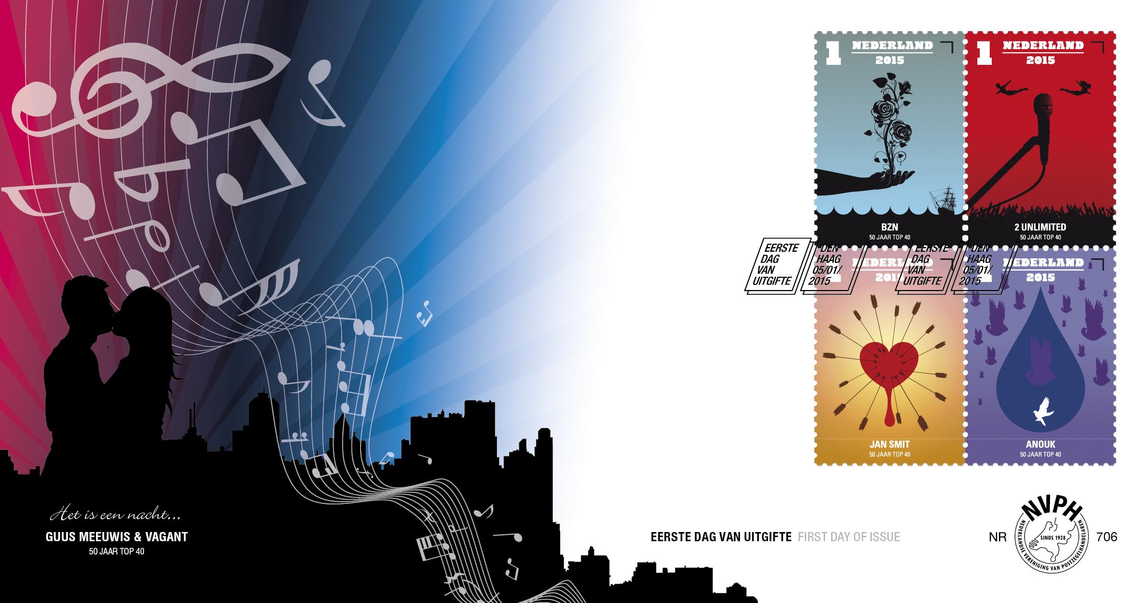 FDC_706_50_jaar_Nederlandse_top_40_4_zegels